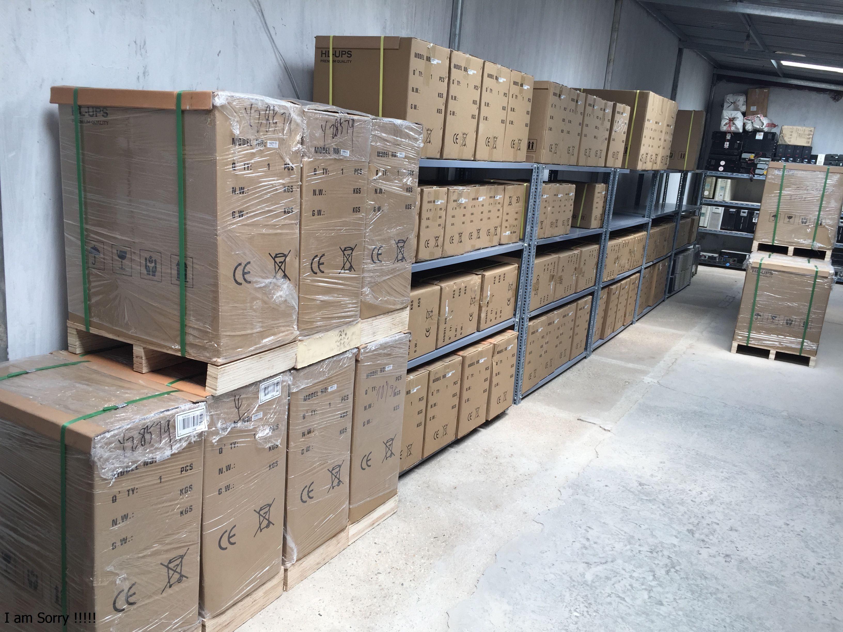 Bán UPS chính hãng, UPS online HL-3KS